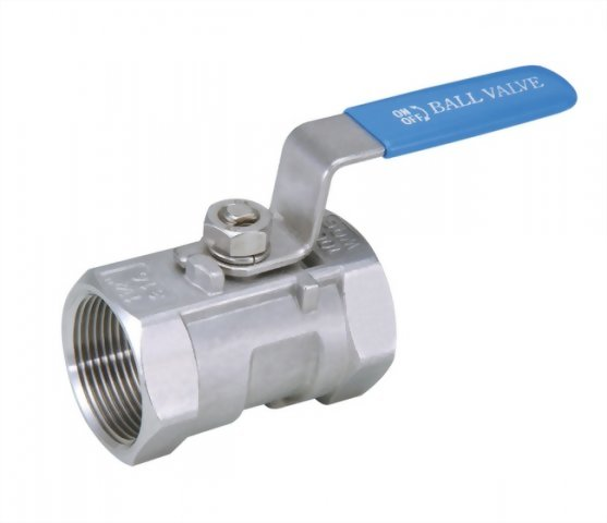 1 PC BALL VALVE WITH LEVER OPERATION - A1T-NL