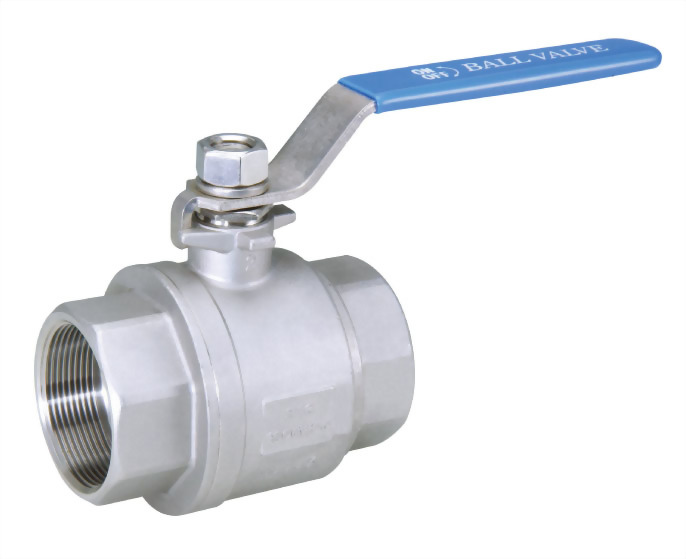 2-PC BALL VALVE WITH LEVER OPERATION - A2TL-NL