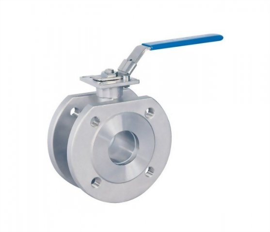 1 PC FLANGED BALL VALVE WITH LOCKING OPERATION