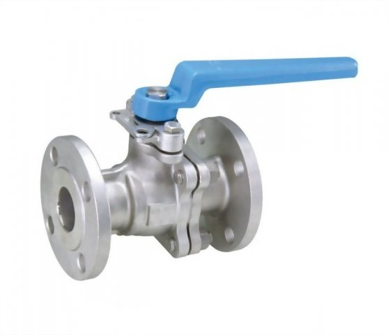 2 PC FLANGED BALL VALVE - A2FJ10K