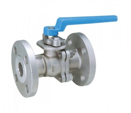 2 PC FLANGED BALL VALVE - V2FC300