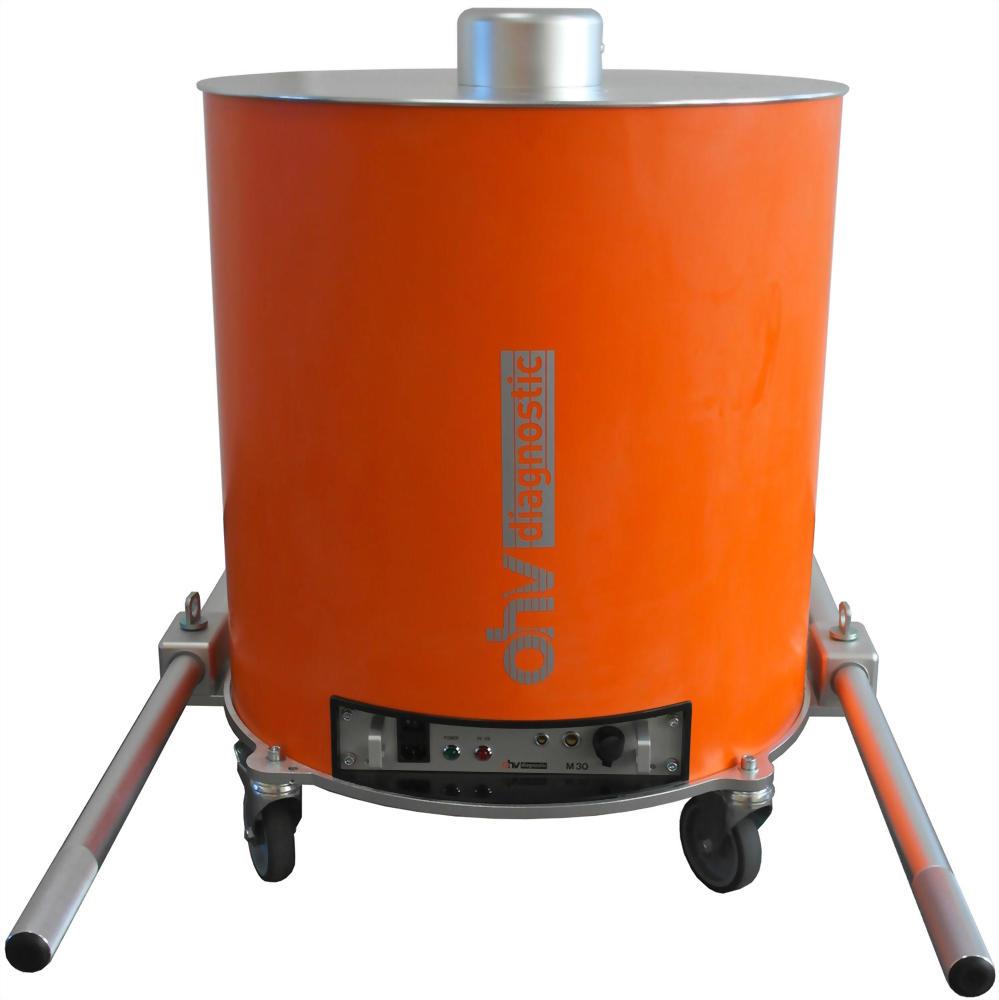 中壓電纜阻尼交流(DAC)測試系統
