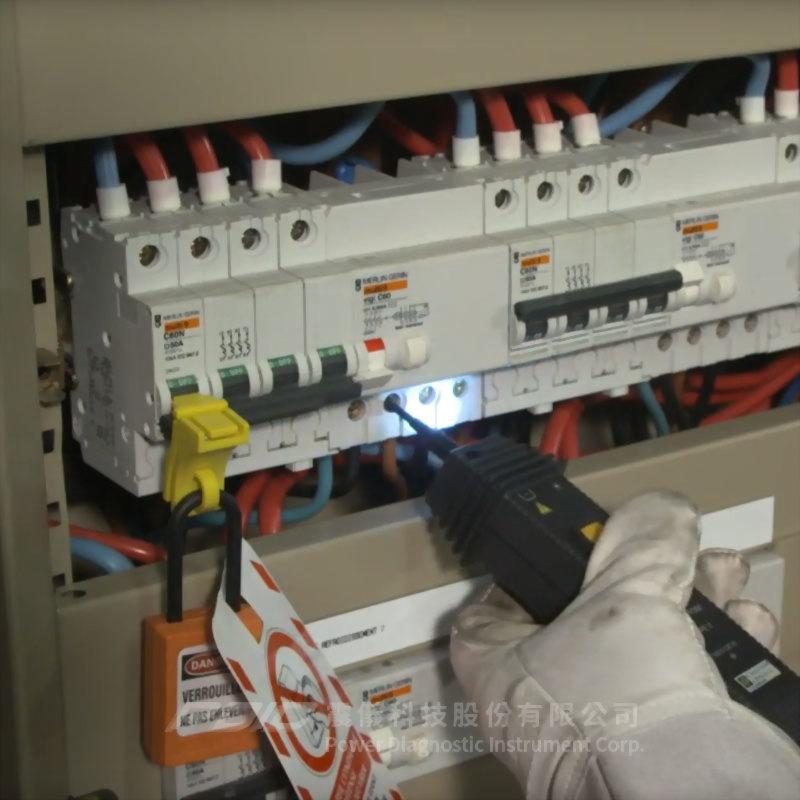 1kV工業用絶緣電阻/導通性測試器