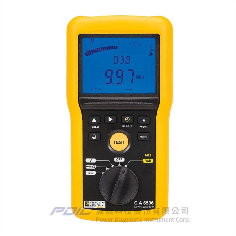 10-100V特殊應用絶緣電阻/導通性測試器