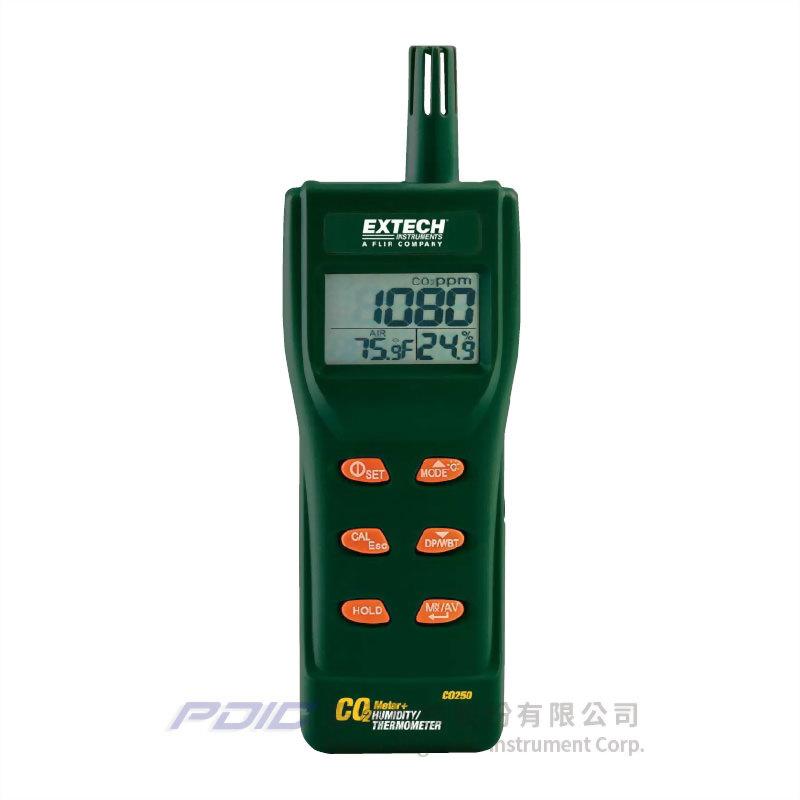 便攜式室內空氣品質CO2分析儀