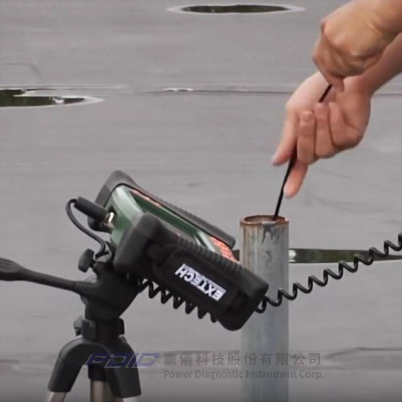 無線傳輸管道內視鏡組(含10m或30m攝像探棒)