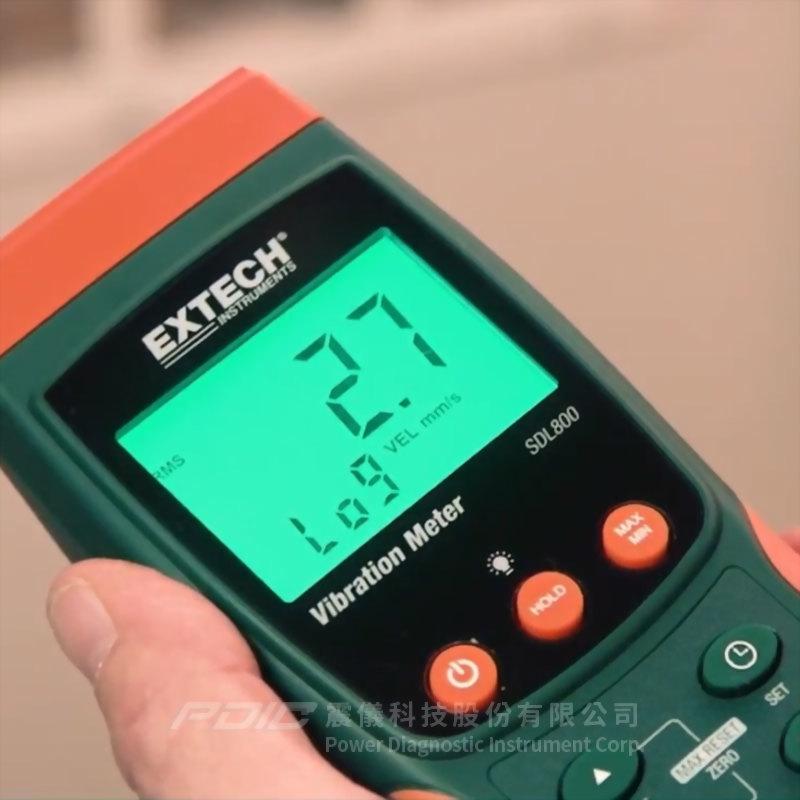 具記錄功能的振動計