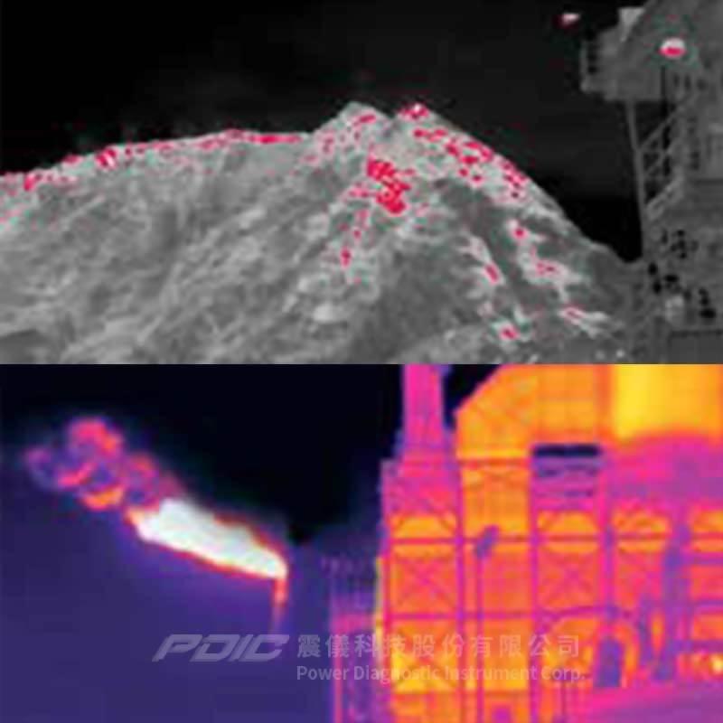 防爆等級紅外線熱像儀系統