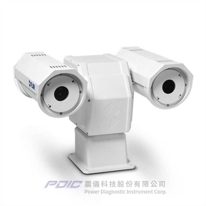 遠端監測紅外線熱像儀系統(自動化狀態監測)
