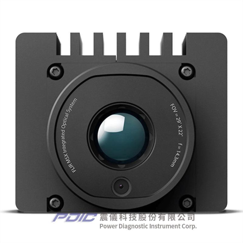 自動化監測智慧感測型紅外線熱像儀