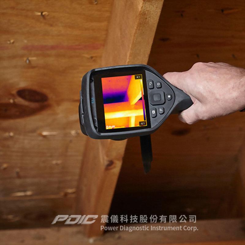 入門型電機/建物檢測/體溫篩檢紅外線熱像儀