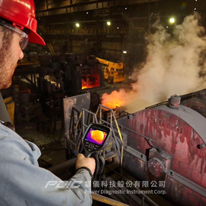 進階型電機/建物檢測/體溫篩檢紅外線熱像儀