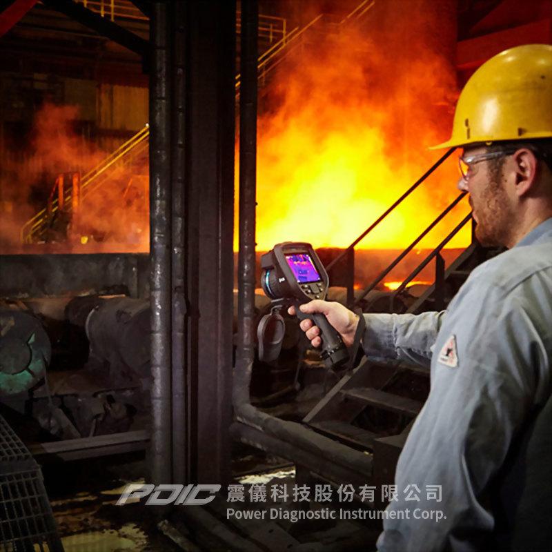 高解析電機/建物檢測/體溫篩檢紅外線熱像儀