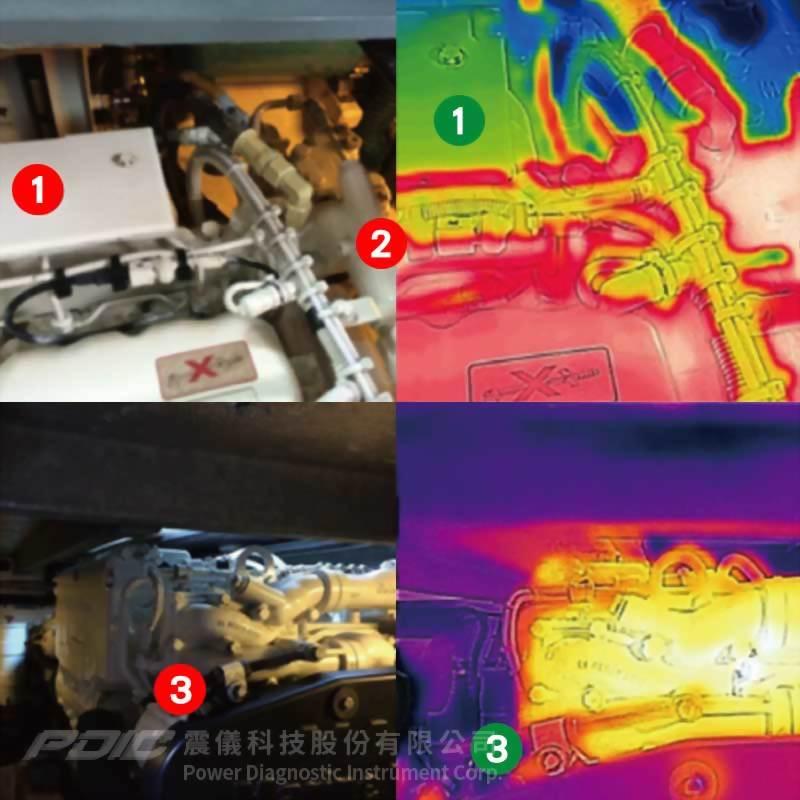 工業安全/連續溫度監測紅外線熱像儀
