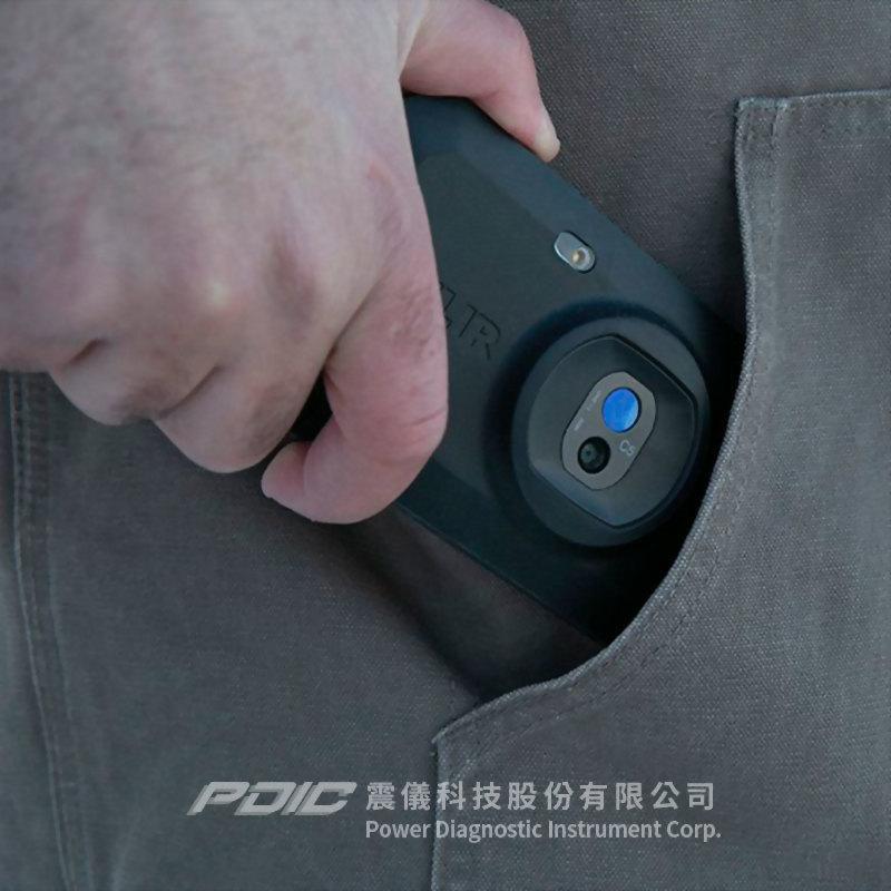 簡易口袋型紅外線熱像儀