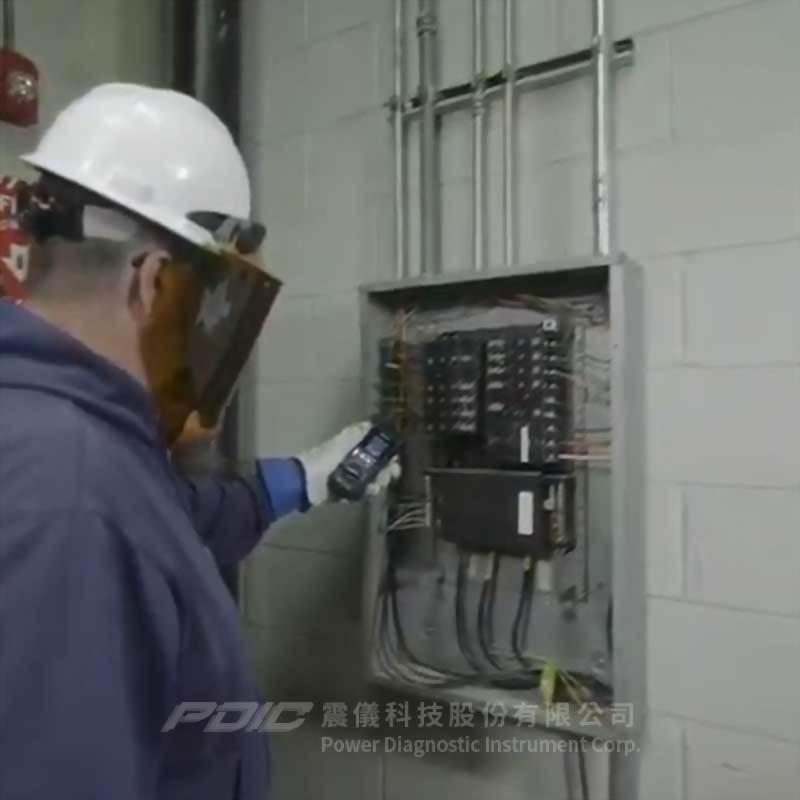 工業檢測用熱像儀/600A交直流鉤錶