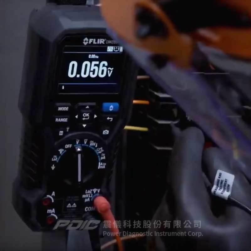 工業級熱像儀/真有效值數位萬用電錶