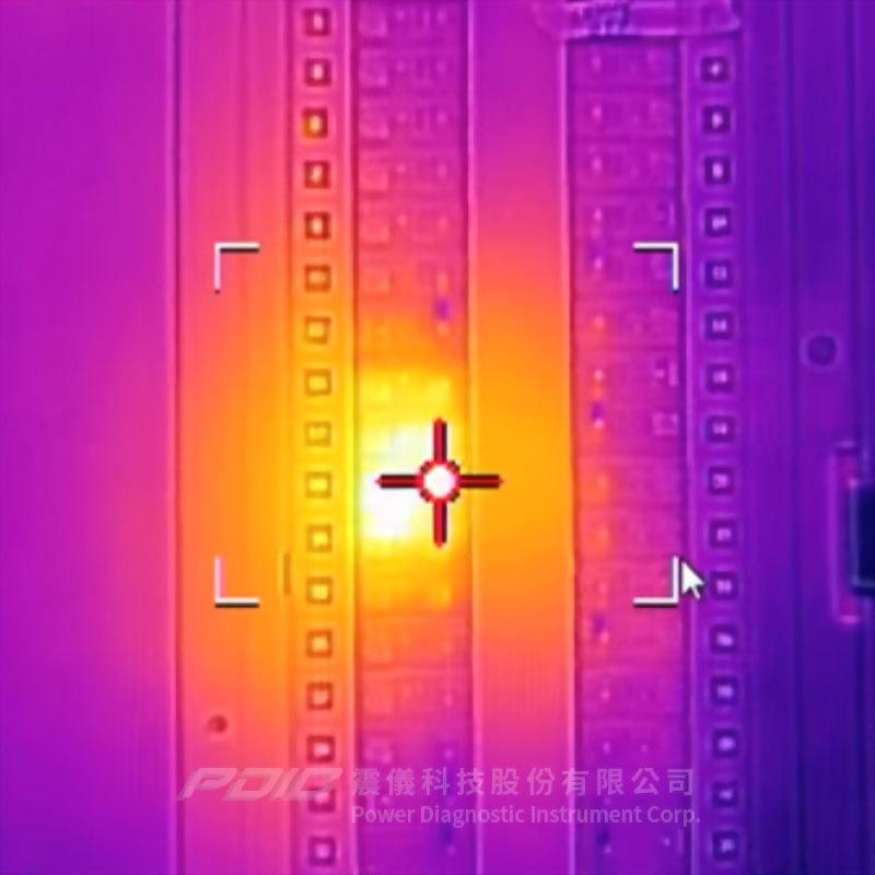 高溫簡單型電氣/機械/建物檢測專用紅外線熱像儀