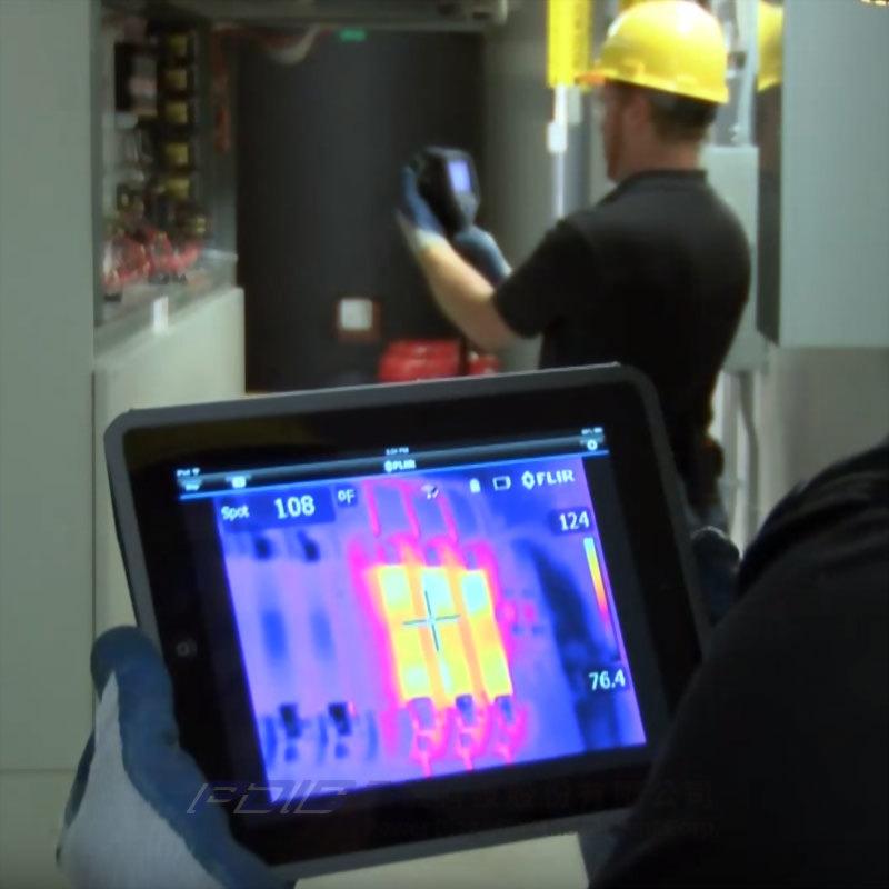 高溫簡單型電機/建物檢測專用紅外線熱像儀