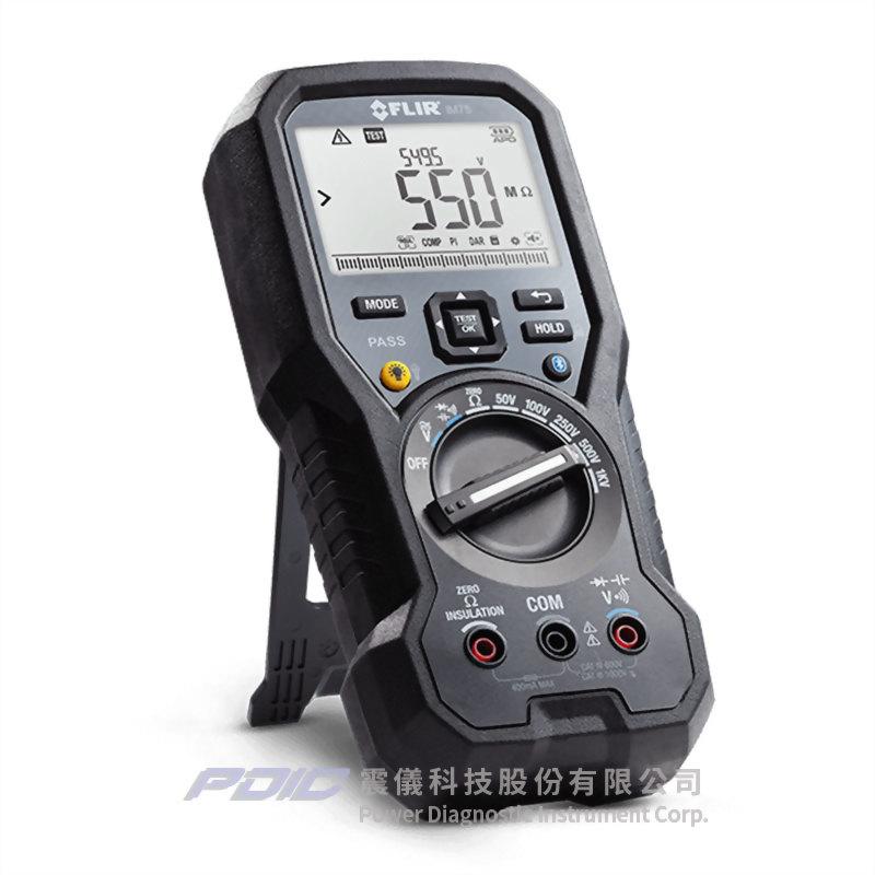 手持式1kV絶緣測試器/多功能數位萬用電錶
