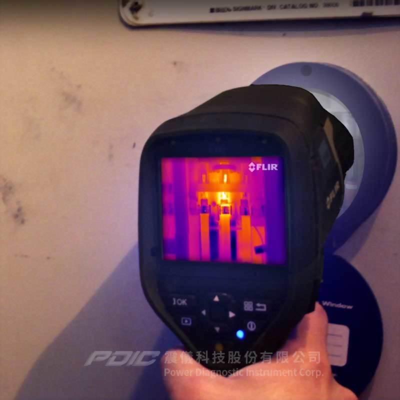 小型圓形紅外線檢測視窗