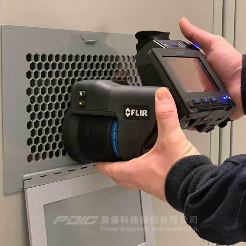 大型矩形紅外線檢測視窗