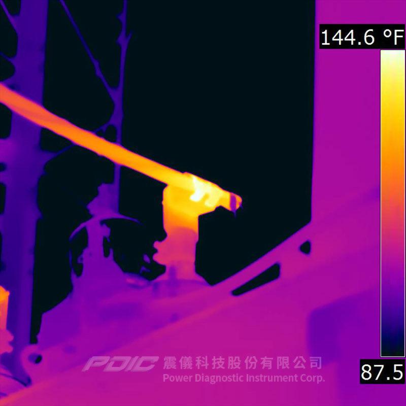 高速高解析紅外線熱像儀