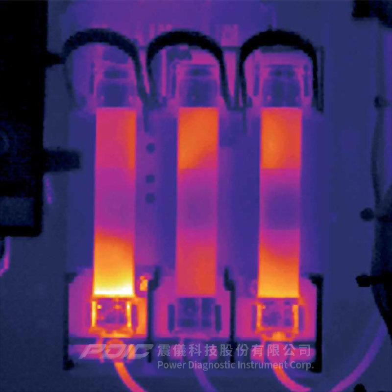 預測維護專用紅外線熱像儀