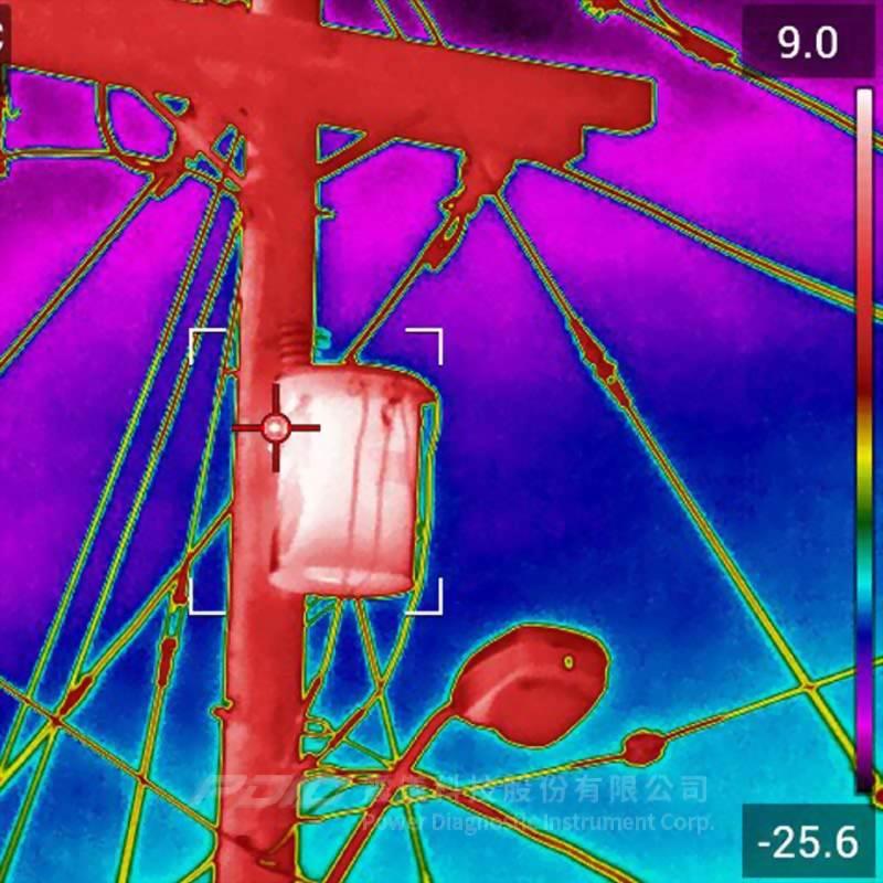 高性能專業紅外線熱像儀