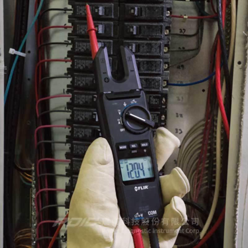 電壓/電流/導通性測試鉤錶