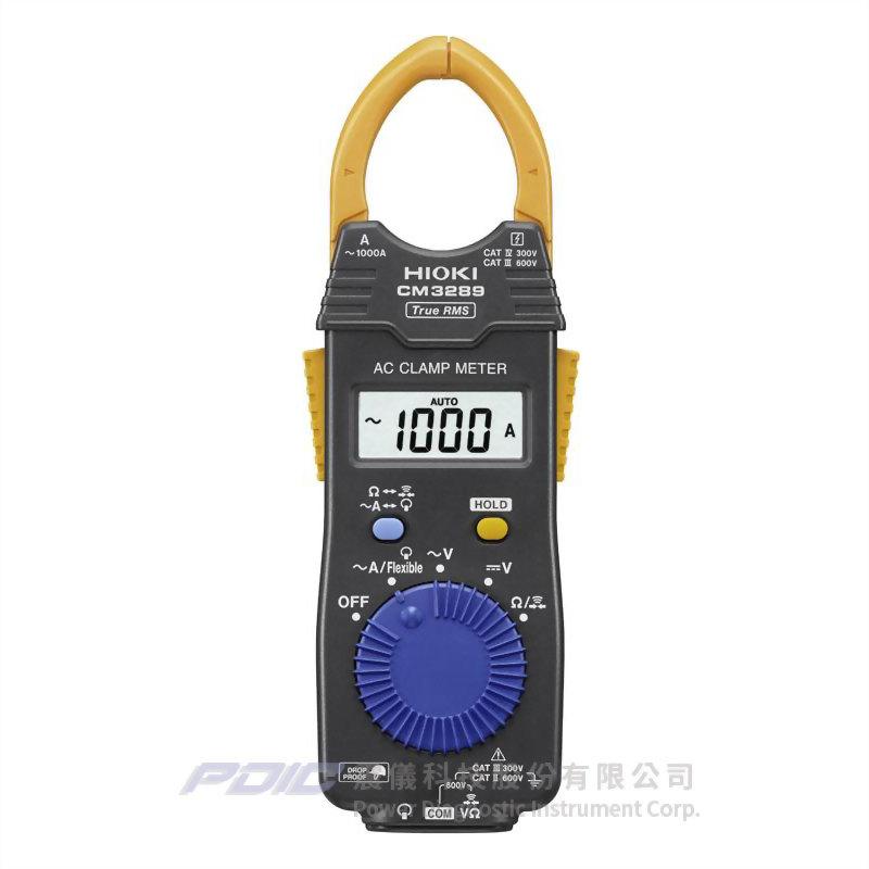 1000A真有效值交流電流鉤錶