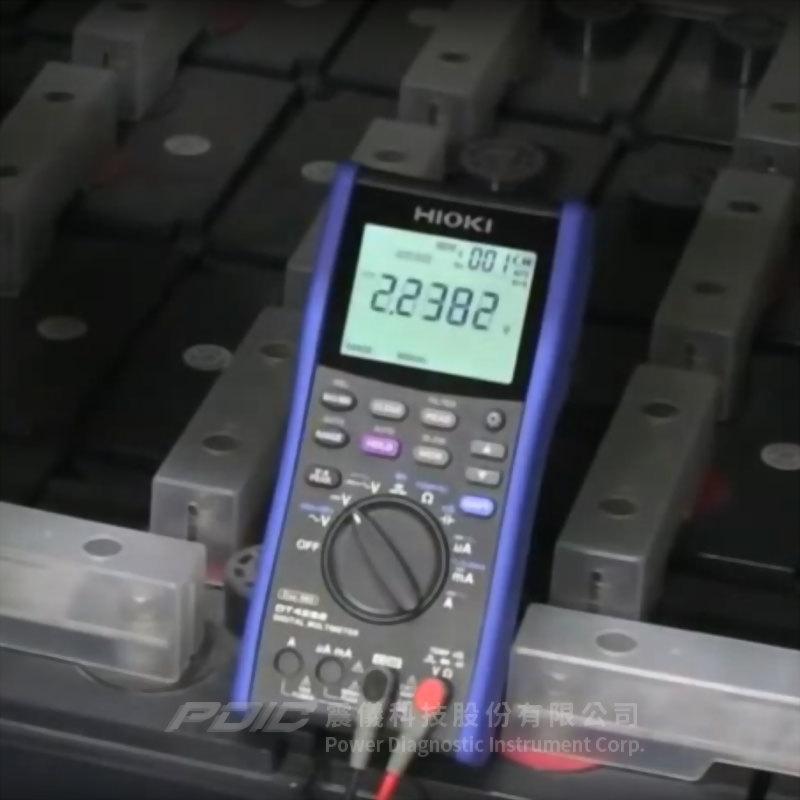 數位式高精度萬用電錶