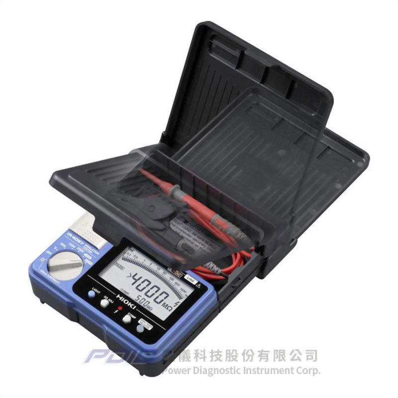 數位式絶緣電阻/導通性測試器(高阻計)