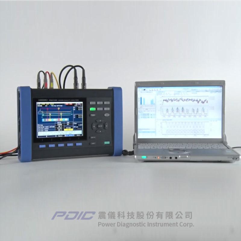 三相電力品質分析儀