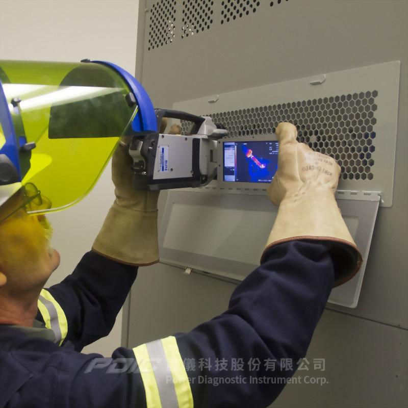 工業級矩形紅外線觀測窗