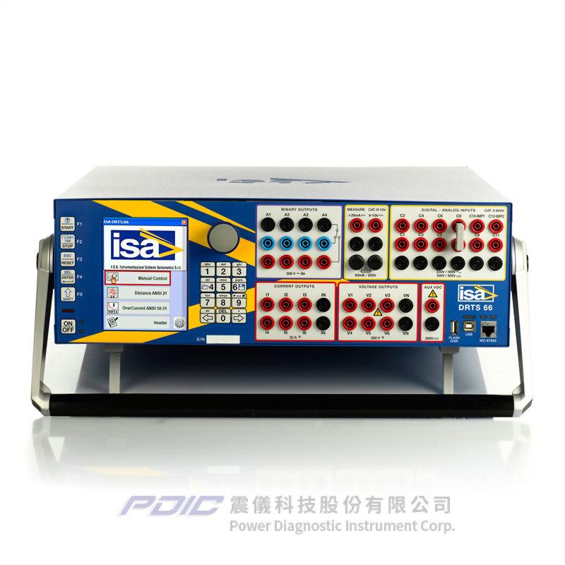 電驛自動測試系統/大功率三相電驛測試器