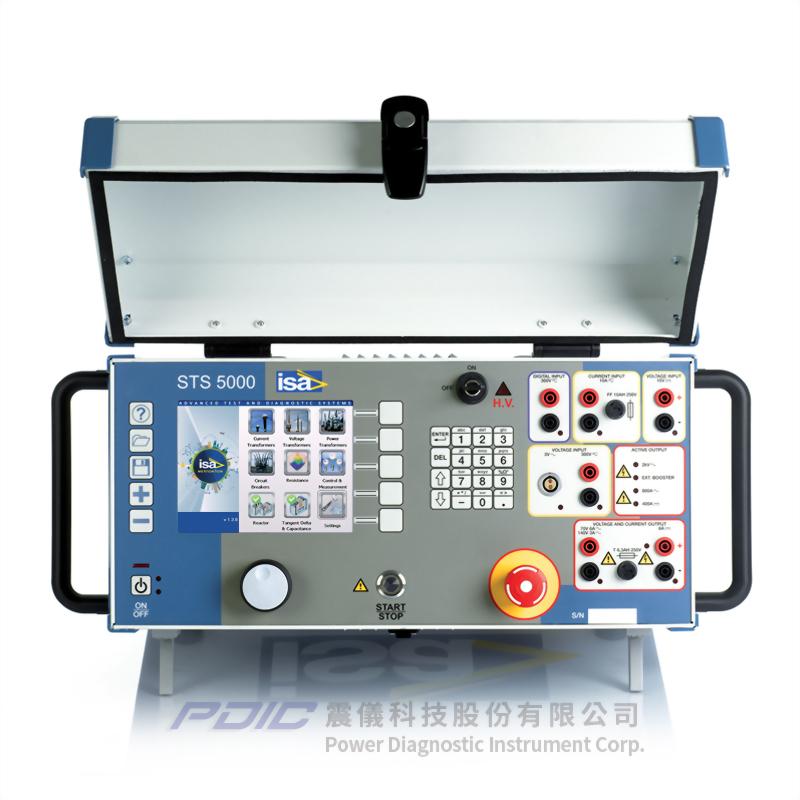 全自動多功能變電所設備維護調試測試系統