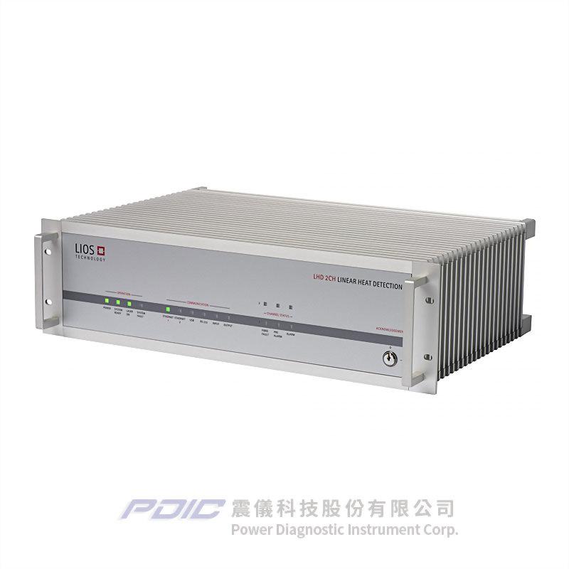 光纖線性溫度偵測/火災探測系統