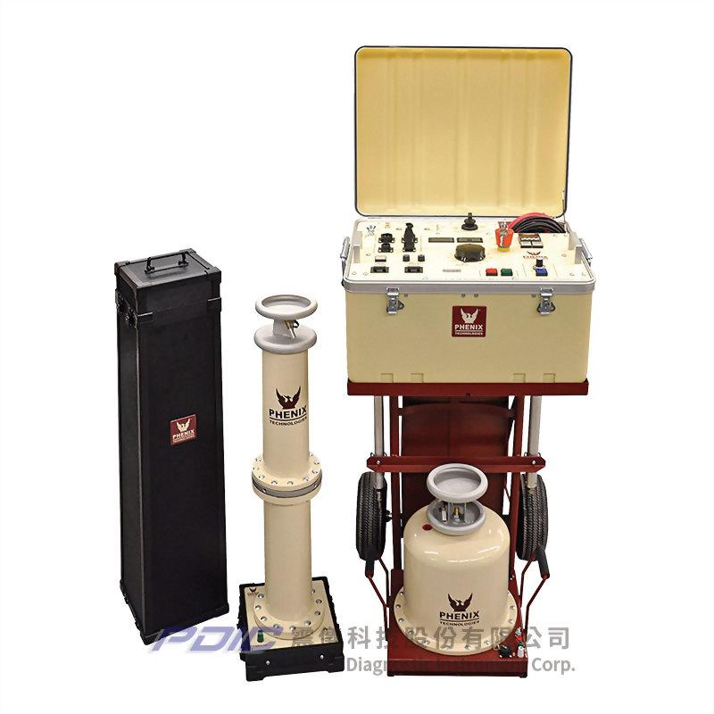 50kVAC/70kVDC或100kVAC/120kVDC交/直流絕緣耐壓測試器