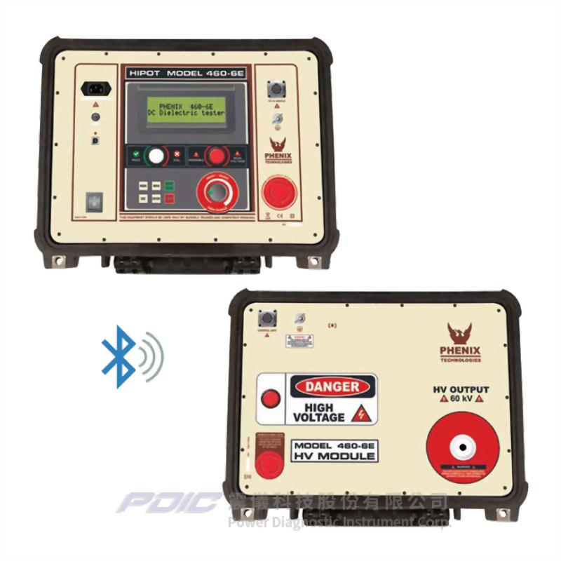 60kV智慧型直流絶緣耐壓測試器