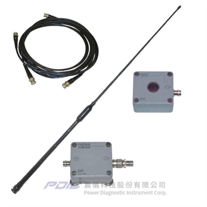 四通道局部放電偵測/頻譜分析/無線電干擾電壓測試系統