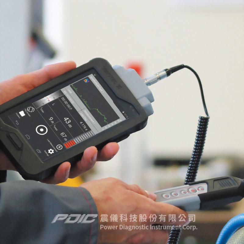 數位觸控式超音波檢測器