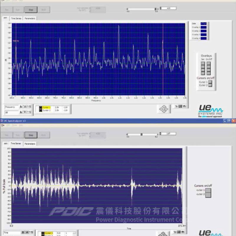 先進數位式超音波檢測系統