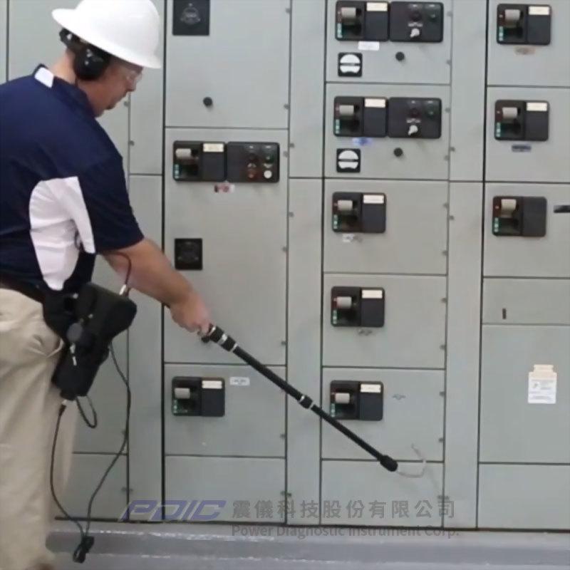 數位觸控式超音波檢測系統