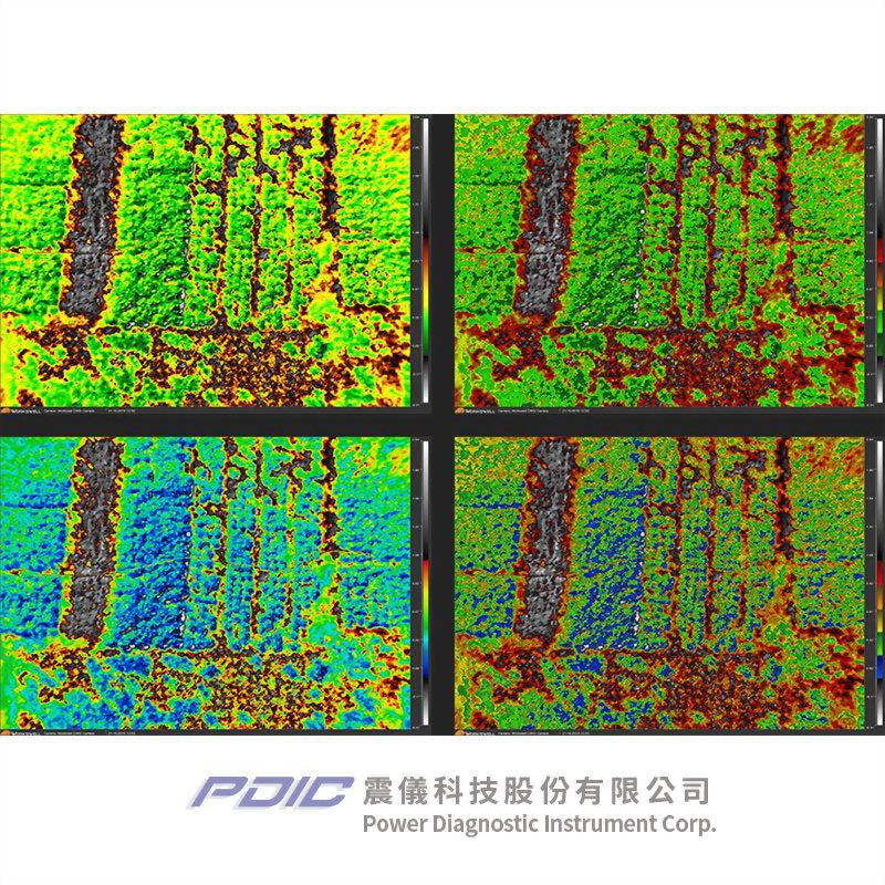 植被作物缺水指數測繪專用無人機紅外線熱像儀系統