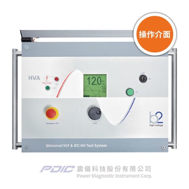 大容量通用型極低頻高壓測試器