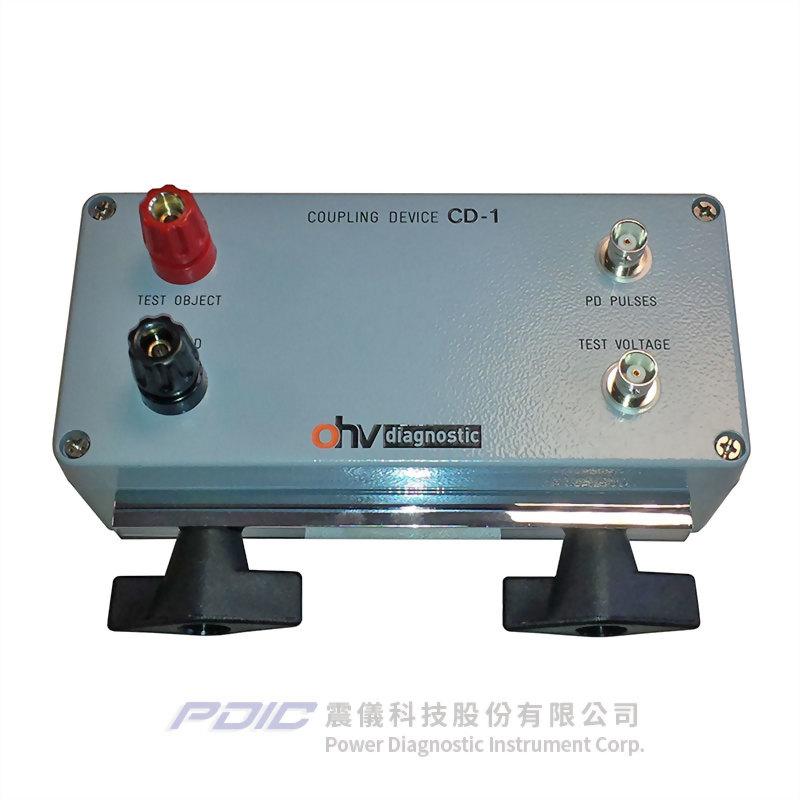 局部放電信號去耦合測量阻抗
