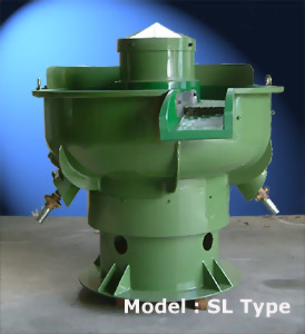 3-Dimensional Vibratory Finishing Machines