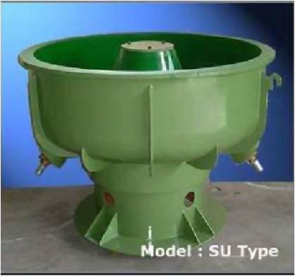 SU-3-Dimensional Vibratory Finishing Machines