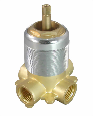 Bathtub and Shower-thermostatic shower valve